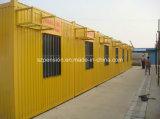 Kundenspezifisches bequemes Fertighaus-vorfabriziertes/faltendes modulares Aufbau-Bereichs-Haus