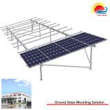Systèmes photovoltaïques anodisés de supports d'Alumium 6005-T5 (GD773)