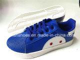 Zapatos del ocio de los zapatos ocasionales de la inyección de los hombres (FFYJ1226-04)