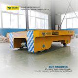 La alta calidad Bxc-25t muere el carretón orientable del suelo del cemento del transportador del carril