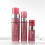 Luxuxhaustier-Lotion-Flasche für die Kosmetik, die für Haut-Sorgfalt verpackt