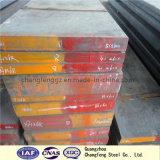 Acier en plastique en acier spécial de moulage de qualité (1.2083, S136, 420ss, 4Cr13)