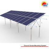 Support de longeron de panneau solaire de résistance de chargement de fort vent (GD941)