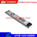 gestionnaire ultra mince de 12V300W DEL avec la fonction de PWM (HTB Serires)