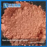 Seltene Massen-rotes Polierpuder mit D50 0.6 Mikron