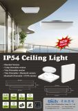 GS/Ce/CB/RoHSの承認の新しい高品質IP54 LEDの正方形の天井灯