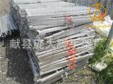 China-Lieferant galvanisierte Stahlgestell-Planke/Aluminium gelochten Decking