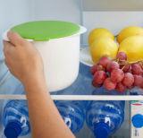 Шар/контейнер/коробка создателя свежего сыра пластичного материала качества еды домодельные