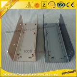Qualitäts-CNC maschinell bearbeitetes Aluminiumprofil mit Möbel-Aluminium