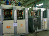 Full-automática estático 4 Estación 2 Color Suela que hace la máquina