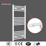 Avonflow White Gebogen Electric badkamer verwarming Radiator Towel Rack