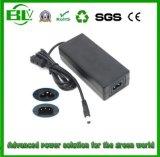 adaptateur intelligent de 42V2a AC/DC pour la batterie au lithium