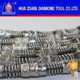 안전 봄 다이아몬드 철사 밧줄은 화강암 채석장을%s 보았다