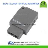 Elc-Memória, tipo do dispositivo de registo dos dados com Mini-SD um cartão para os processadores centrais Elc-12, PLC