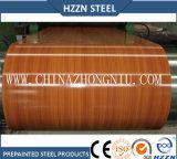 Precoated гальванизированный стальной крен
