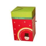 Caja de cartón para el embalaje