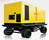100kw/125kVA de elektrische Generator van de Aanhangwagen met Motor Weichai