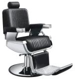 Регулируемый стул салона парикмахера PU кожаный, самомоднейшая эргономическая табуретка проложенный пневматический парикмахер