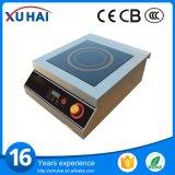 Inductie van het Kristal van de hoogspanning de Draagbare Cooktop 1600W 110V