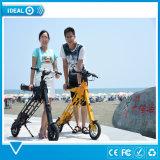 Vélo électrique de prix usine du transport gratuit 36V 350W pliant le vélo électrique