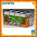 Refrigerador de agua industrial/refrigerador del aire/refrigerador de la refrigeración por aire