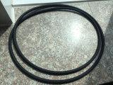 Großer schwarzer Viton O-Ring