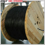 Línea cubierta alambre con estándar de ASTM