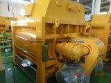 2.5CB. Mezclador concreto del eje gemelo de M Sicoma para la planta de procesamiento por lotes por lotes