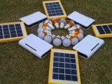 太陽照明装置のための多太陽電池パネル5W-10W
