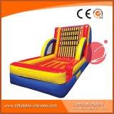 Gioco di salto T7-303 di sport della parete appiccicosa divertente gonfiabile del giocattolo