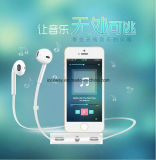 Bluetooth 다지점 입체 음향 헤드폰은 2개의 이동 전화에, 연결할 수 있다