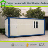 ISO 9001 bescheinigte bewegliches modulares Behälter-Haus