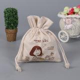 Sacchetto della tela di canapa stampato Digitahi personalizzato commercio all'ingrosso della Cina, sacchetto di Tote della tela di canapa