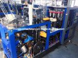 China-Papiercup, das Maschine herstellt