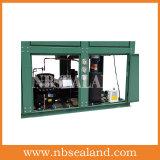 Alta unità di condensazione esterna efficiente