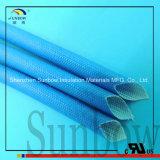 Gainer gainant de fibre de verre de silicones de câble de Sunbow 1.2kv VW-1