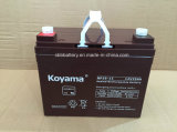 Leitungskabel-Säure-Batterie 35ah 12V gedichtete AGM-Batterie Np35-12