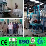 fresadoras del maíz 25t/24h para Tanzania