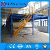 Mezanino & plataforma resistentes do piso de aço da qualidade de China