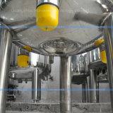 Reactor químico de mezcla cosmético sanitario del tanque del acero inoxidable