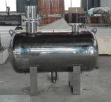 非負圧力定流の給水タンク