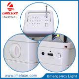 luz recargable de 24PCS Protable SMD LED