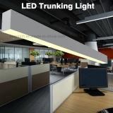 사무실 펀던트 중계 시스템 LED 선형 정착물 빛