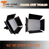 Luz del panel video del kit LED de la iluminación del estudio