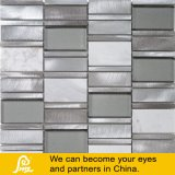 Vidrio caliente de Crytal de la mezcla del metal de la venta para la decoración 8m m metal de la pared y la serie del espejo (ms B01/B02/B03/B04/B05/B06 del metal)