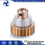 De Shenzhen Hefa del engranaje 2.5 HRC portuario de los engranajes de estímulo del módulo 55 - 60