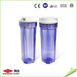 Bewegliches dünnes internes Schrauben-Filtergehäuse für das Wasser-Trinken