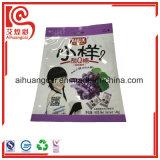 Bolso plano plástico térmico en caliente termal para el empaquetado de los dulces