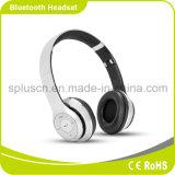 Écouteurs sans fil stéréo se pliants stéréo neufs en gros de Bluetooth de sports avec le microphone