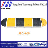 Chepa reflexiva de goma superior durable de la velocidad de la carretera para la seguridad de tráfico